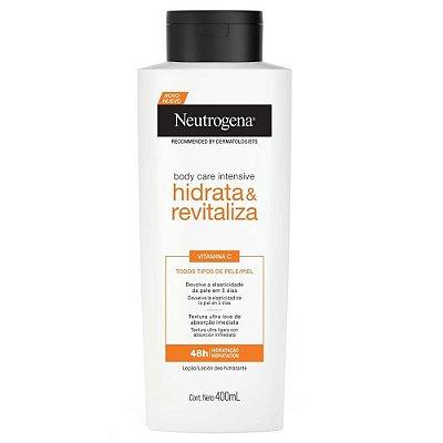 Neutrogena Body Care Intensive Hidrata e Revitaliza 400ml