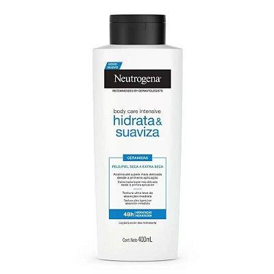 Neutrogena Body Care Intensive Hidrata e Suaviza 400ml
