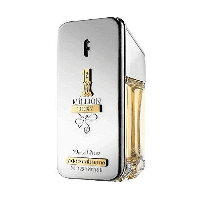 Paco Rabanne 1 Million Lucky Perfume Masculino Eau de Toilette 100ml