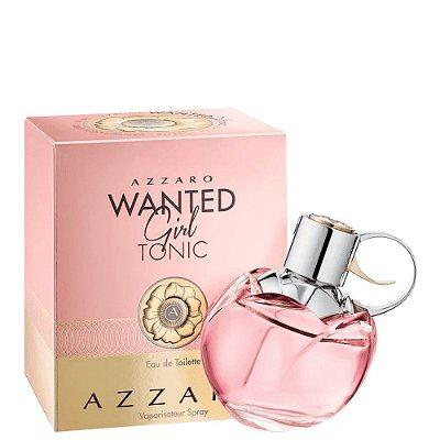 Azzaro Wanted Girl Tonic Perfume Feminino Eau de Toilette 30ml