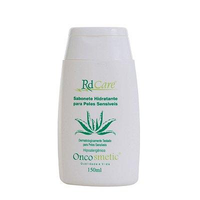 Oncosmetic Rdcare Sabonete Hidratante para Peles Sensíveis 150ml