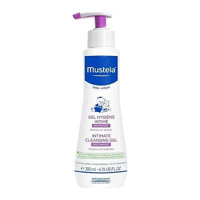 Mustela Gel Higiene Áreas Delicadas 200ml