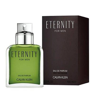 Calvin Klein Eternity for Men Perfume Masculino EDP 100ml