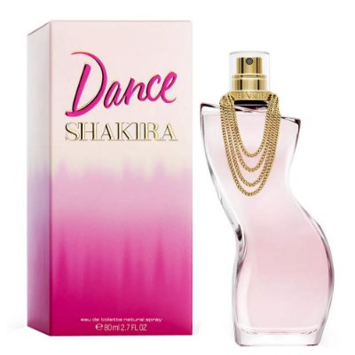 Shakira Dance Perfume Feminino Eau de Toilette 80ml