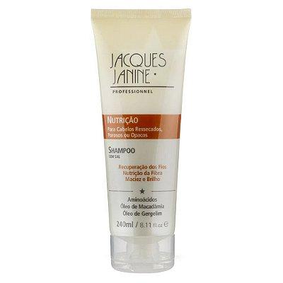 Jacques Janine Shampoo Nutrição 240ml