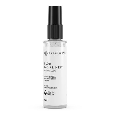 The Skin Soul Bruma Spray Glow Mist 60ml