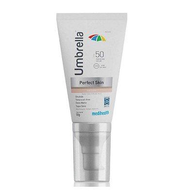 Umbrella Protetor Solar Perfect Skin FPS 50 Tom Claro 50g