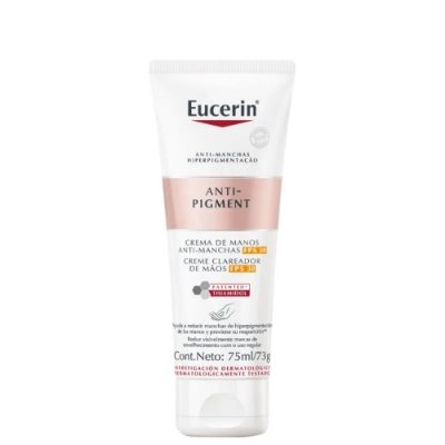 Eucerin Anti-Pigment Creme Para Mãos 75ml