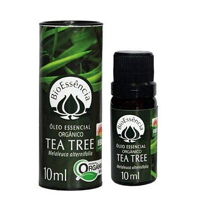 Bioessência Óleo Essencial de Tea Tree Orgânico 10ml