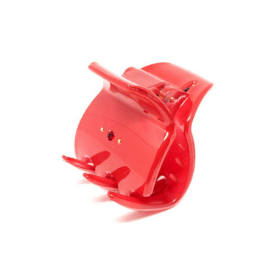 Finesta Prendedor Médio Vermelho 4,0x4,0cm N737RO/2S