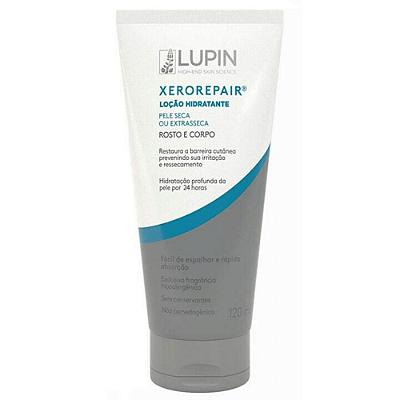 Lupin Xerorepair Loção Hidratante Pele Seca 120ml