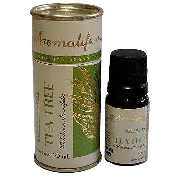 Aromalife Óleo Essencial Melaleuca (Tea Tree) 10ml