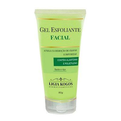 Ligia Kogos Gel Esfoliante Facial 80g
