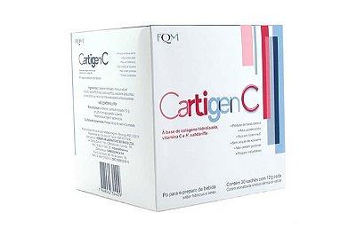 Farmoquímica Cartigen C 30 Sachês