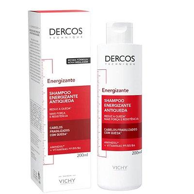 Vichy Dercos Shampoo Energizante 200ml