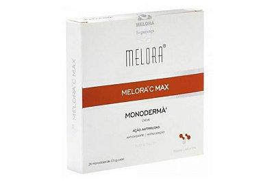 Melora C Max Monoderma C10 28Cps 14g