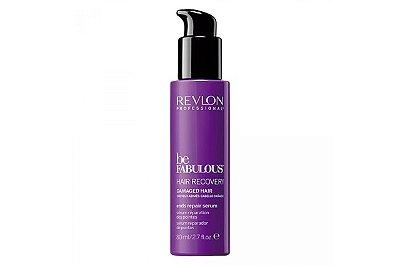Revlon BeFabulous Hair Recovery Damaged Repair Serum 80ml