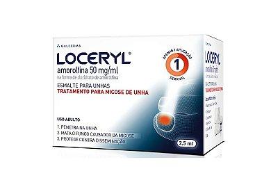Galderma Loceryl Esmalte 5 por cento 2ml