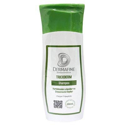 Derma Fine Tricoderm Shampoo 200ml
