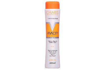 Charis Condicionador Vivacity Reflex Blond 300ml