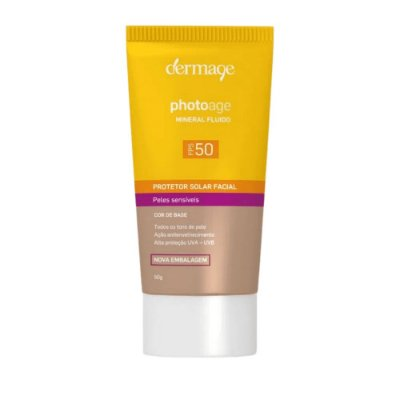 Dermage Photoage Mineral Color Fluido FPS50 50ml