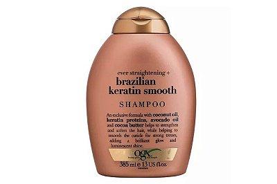 Ogx Shampoo Brazilian Keratin Smooth 385ml