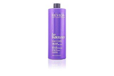 Revlon BeFabulous Daily Care Fine Hair Cream Lightwight Shampoo 1000ml