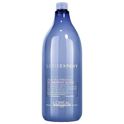 Loreal Professionnel Blondifier Gloss Shampoo 1500ml