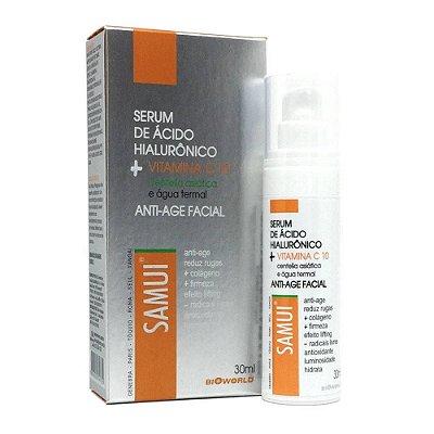 Bioworld Samui Serum Anti-idade Vitamina C 30ml