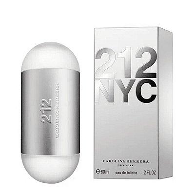 Carolina Herrera 212 Perfume Feminino Eau de Toilette 60ml