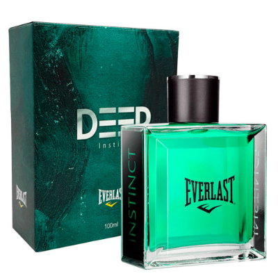 Everlast Instinct Deep Perfume Masculino Deo Colônia 100ml
