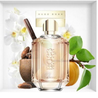 Hugo Boss The Scent Perfume Feminino Eau de Parfum 100ml