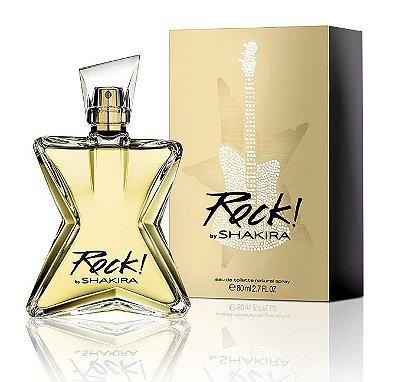Shakira Rock By Perfume Feminino Eau de Toilette 80ml