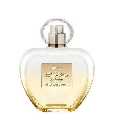Antonio Banderas Her Golden Secret Perfume Feminino Eau de Toilette 50ml