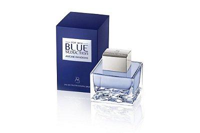 Antonio Banderas Blue Seduction Perfume Masculino Eau de Toilette 50ml
