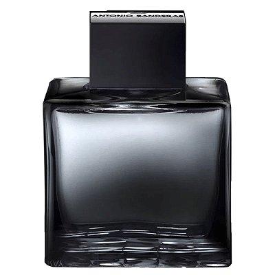 Antonio Banderas Seduction In Black Perfume Masculino Eau de Toilette 100ml