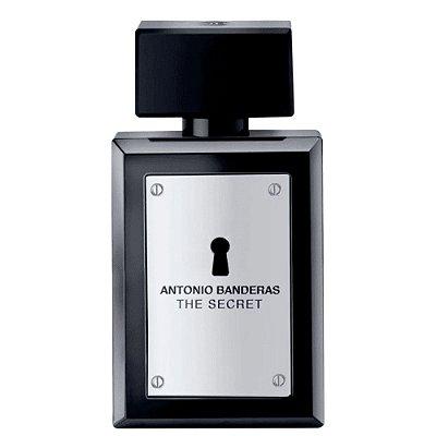 Antonio Banderas The Secret Perfume Masculino Eau de Toilette 100ml
