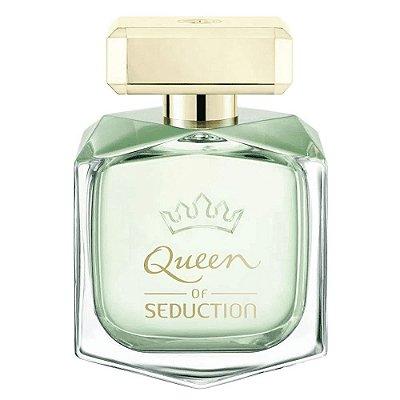 Antonio Banderas Queen Of Seduction Perfume Feminino Eau de Toilette 50ml