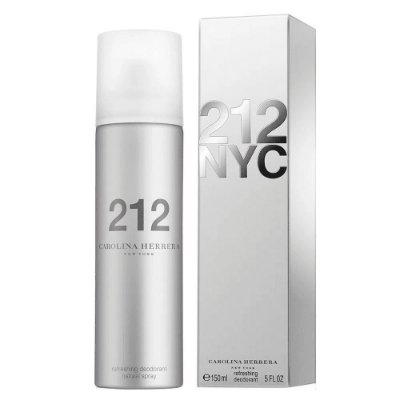 Carolina Herrera 212 Desodorante Feminino Spray 50ml