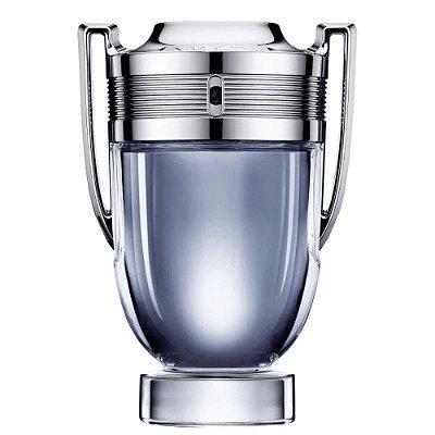 Paco Rabanne Invictus Homme Perfume Masculino Eau de Toilette 100ml