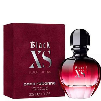 Paco Rabanne Black Xs Perfume Feminino Eau de Parfum 30ml