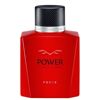 Antonio Banderas Power of Seduction Force Perfume Masculino Eau de Toilette 100ml