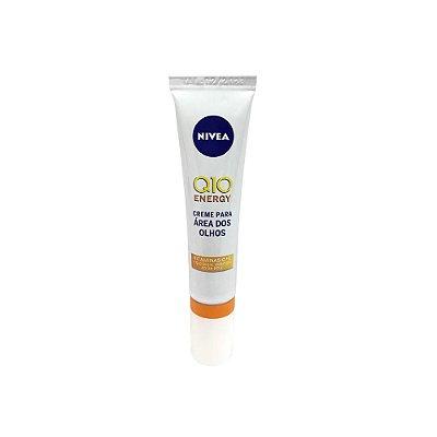 Nivea Q10 Plus C Antissinais Creme Facial Área Dos Olhos 15ml