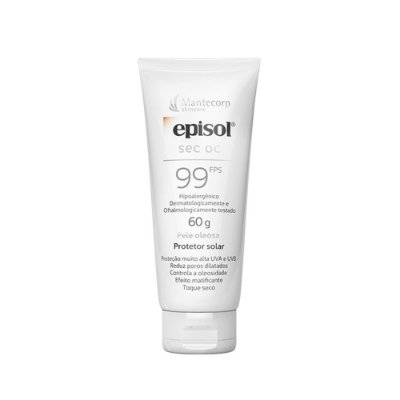 Mantecorp Episol Sec Oc Protetor Solar FPS99 60g