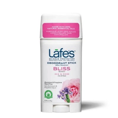 Lafes Desodorante Natural Twist Bliss Rosas 64g