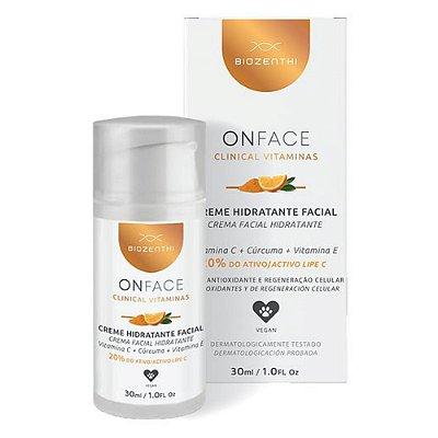 Biozenthi Onface Clinical Vitaminas C20% + Cúrcuma + Vit E 30ml