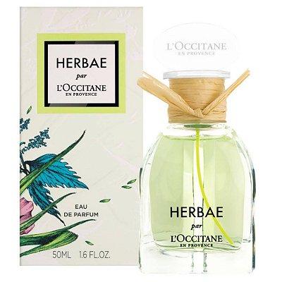 L´Occitane Herbae Par Perfume Feminino Eau De Parfum 50ml