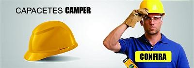 Capacetes Camper
