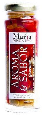 Conserva de Pimentas Gourmet Doce Sabor