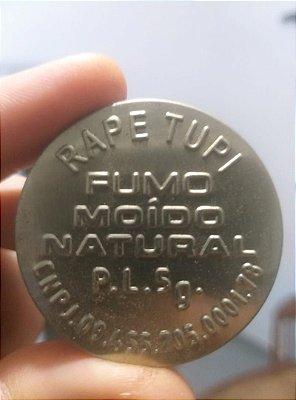 Rapé Tupi - Fumo Moído Natural - 5 gramas
